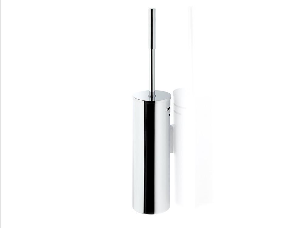 Szczotka do WC ścienna/ podłogowa Decor Walther DW 98 N Chrome