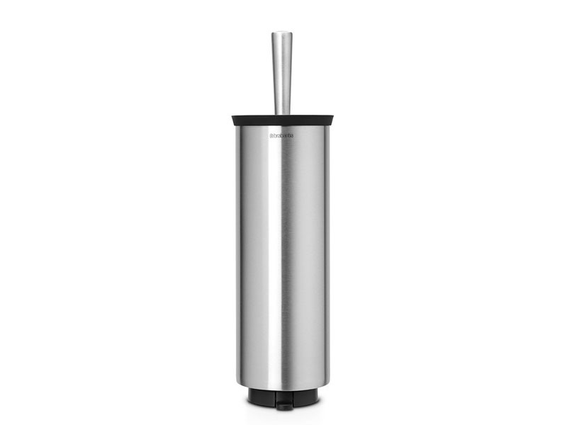 Szczotka do WC z uchwytem Brabantia Profile Matt Steel