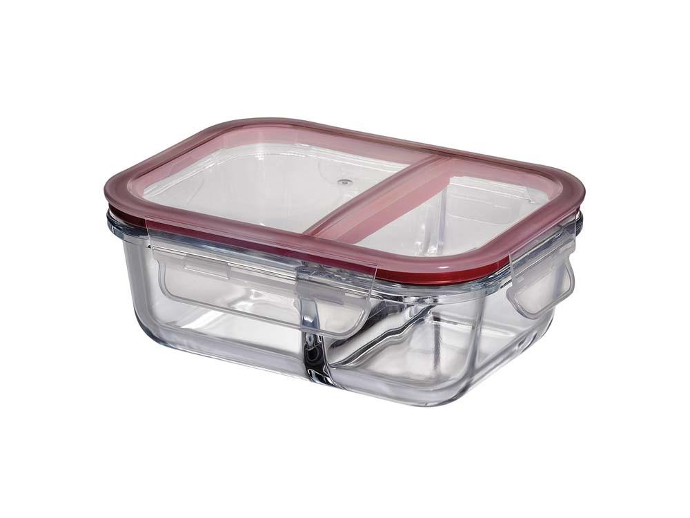Szklany pojemnik na lunch Kuchenprofi S