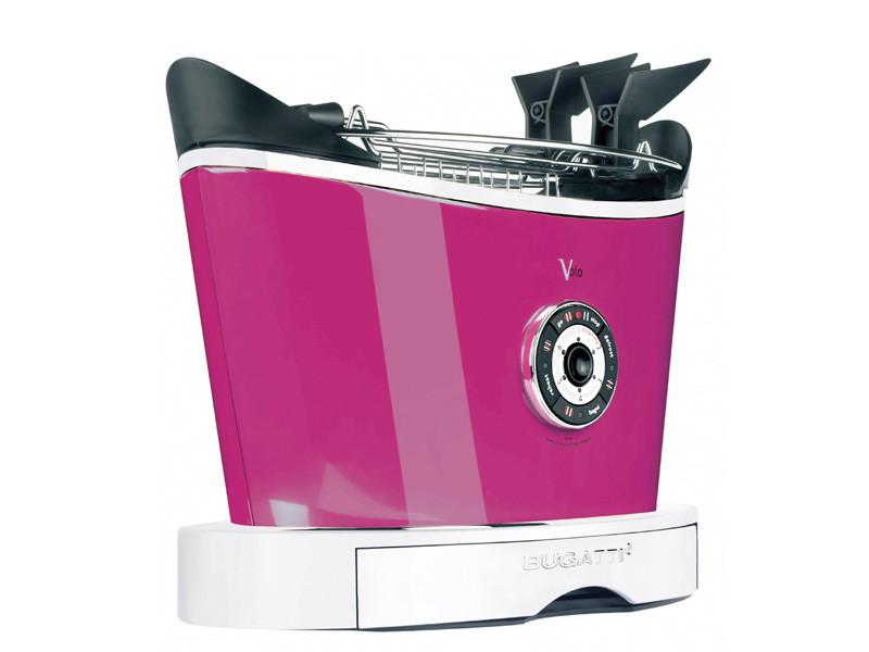 Toster Bugatti Volo Pink