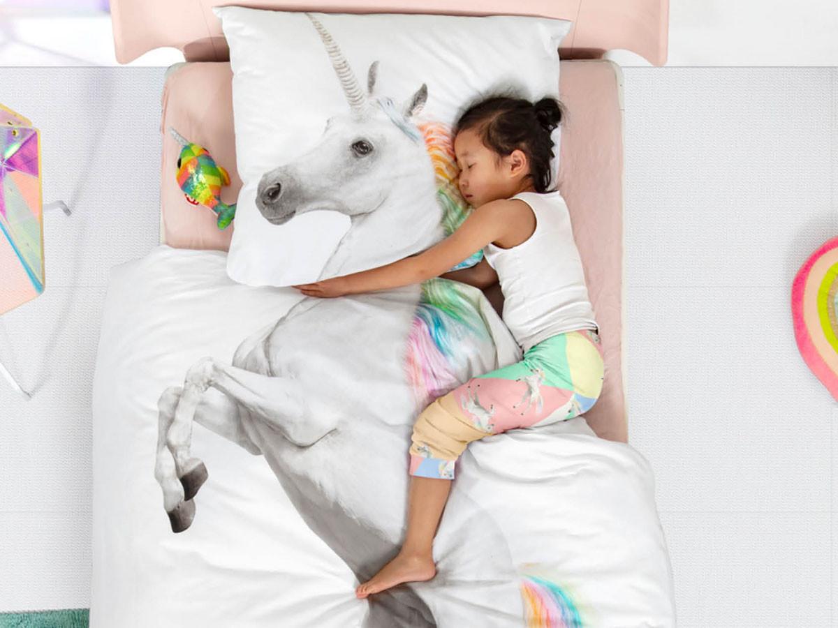 Pościel Snurk Unicorn 140x200
