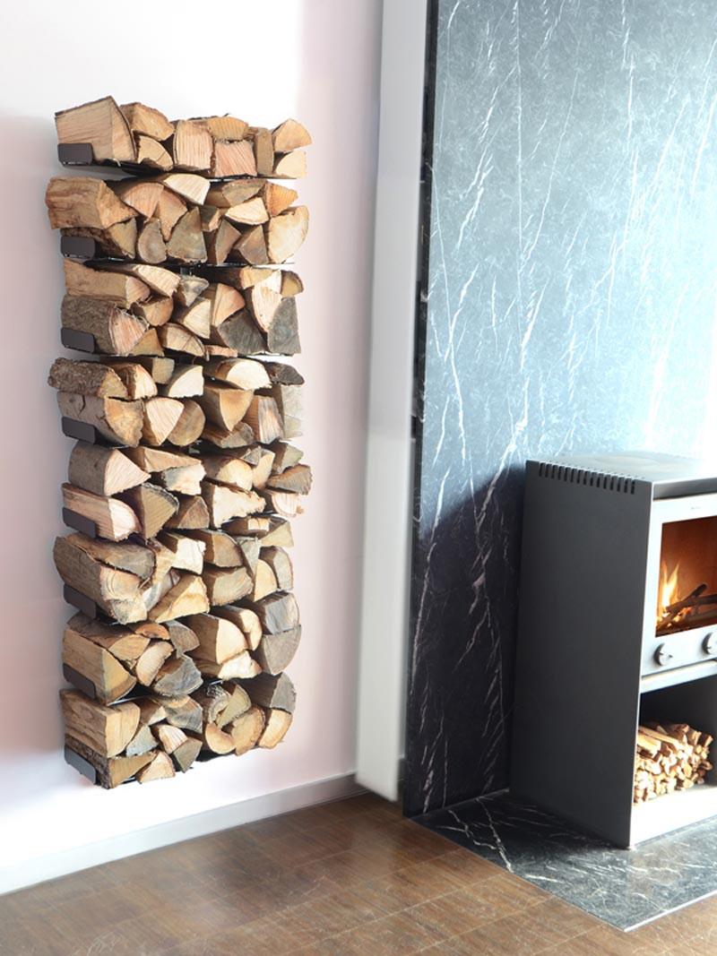 Wieszak na drewno Radius Wood Tree XL