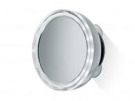 Lusterko kosmetyczne podróżne LED 5x Decor Walther BS 10 Chrome & White..