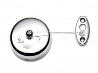 Sznur do suszenia prania ścienny rozciągany Decor Walther Basic BA WL Chrome..