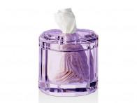 Pudełko na chusteczki Decor Walther KR KB Crystal Violet..