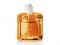 Pudełko na chusteczki Decor Walther KR KB Crystal Amber..