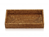 Tacka łazienkowa Decor Walther Basket TAB 2 Rattan Dark..