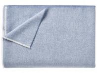Pled Curt Bauer Wool Classic Blue 130x200..