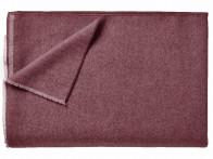 Pled Curt Bauer Wool Classic Rosewood 130x200..