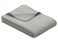 Koc Ibena Organic Wool Auckland Grey 140x200..