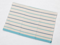 Kocyk DF Ida Stripes Blue 70x90..