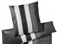 Poszewka Joop Cornflower Stripes Black 80x80..