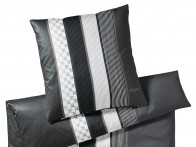 Poszewka Joop Cornflower Stripes Black..