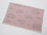 Kocyk DF Eco Sheep Pink 70x90..