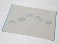 Kocyk DF Eco Sheep Blue 100x140..