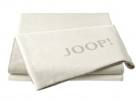 Koc Joop Doubleface Uni Ecru Beige 150x200