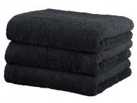 Ręcznik Cawo Lifestyle Uni Black..