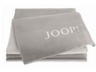 Koc Joop Doubleface Uni Smoke-Ecru 150x200..