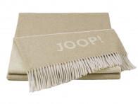 Pled Joop Wool Fine Natur Creme 130x180..
