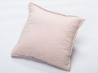 Poszewka DF Sylt Uni Powder Pink 40x40..