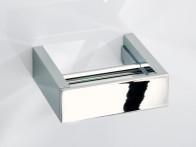 Uchwyt ścienny na papier Decor Walther BK TPH5 Nickel Satin