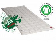 Podkład na materac / Ochraniacz Hefel Bio Cotton Organic GOTS..