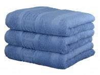 Ręcznik Cawo Noblesse Greek Uni Blue..