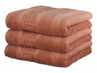 Ręcznik Cawo Noblesse Greek Uni Copper..