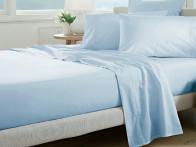Prześcieradło Curt Bauer Uni Comfort Azur 100x200..