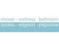 Dekoracja łazienkowa Shower Slim..