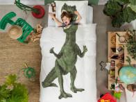 Pościel Snurk Dinosaurus Rex 140x200..