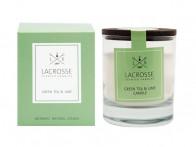 Świeca zapachowa Lacrosse Green Tea & Lime..