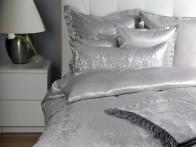 Pościel jedwabna Seidenweber Portofino - poszewka na poduszkę 80x80..