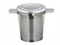Koszyczek zaparzacz do herbaty i ziół z pokrywką Kuchenprofi ..