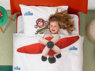 Pościel Snurk Monkey Airplane 140x200..