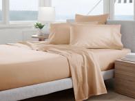 Pościel Curt Bauer Uni Comfort Apricot 135x200..