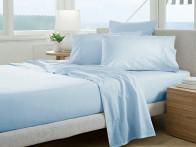 Pościel Curt Bauer Uni Comfort Azur 200x200..