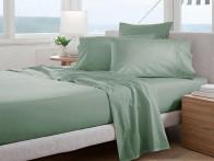 Pościel Curt Bauer Uni Comfort Pistachio 200x220..