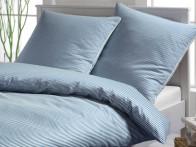 Pościel Elegante Mild Stripes Blue 200x200..