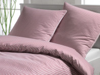 Pościel Elegante Mild Stripes Pink 240x220