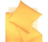 Pościel Fleuresse Colours Uni Orange 155x220..