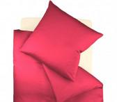 Pościel Fleuresse Colours Uni Red 155x220..