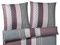 Pościel Joop Cornflower Stripes Wine 135x200..