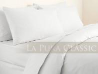 Pościel La Pura Uni White 160x200..