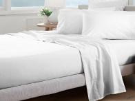 Prześcieradło Curt Bauer Uni Comfort White 140x200..