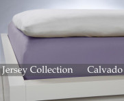 Prześcieradło Jersey Lavender..