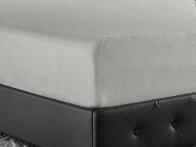 Prześcieradlo Joop Jersey Silver 150x200..