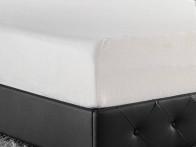 Prześcieradlo Joop Jersey White 150x200..