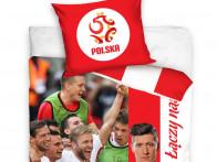 Pościel piłkarska PZPN Dream Team 160x200..