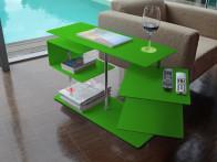 Stolik Radius X-centric 2 Green